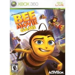 Bee Movie Game بازی Xbox 360