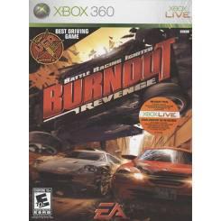 Burnout Revenge بازی Xbox 360