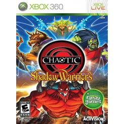 Chaotic Shadow Warriors بازی Xbox 360
