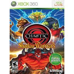 Chaotic Shadow Warriors بازی Xbox 360