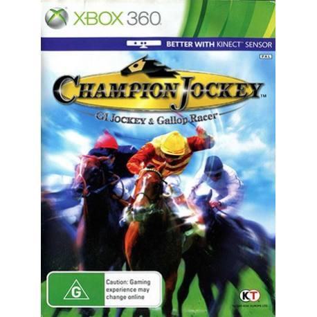 Champion Jockey بازی Xbox 360
