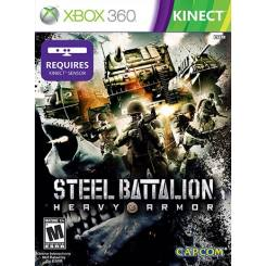 بازی Steel Battalion Heavy Armor برای کینکت