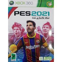 PES 2021 بازی Xbox 360