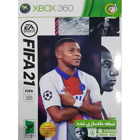 Fifa 21 بازی Xbox 360