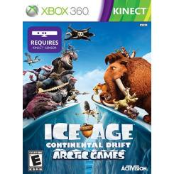 بازی Ice Age Continental Drift برای کینکت