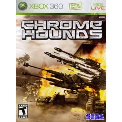 Chromehounds بازی Xbox 360