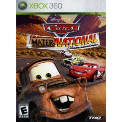 Disney Pixar Cars Mater National Championship بازی Xbox 360