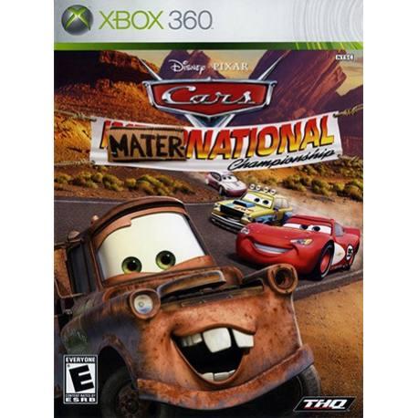 Disney Pixar Cars Mater National Championship بازی Xbox 360