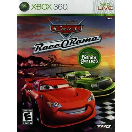 Disney Pixar Cars Race O Rama بازی Xbox 360