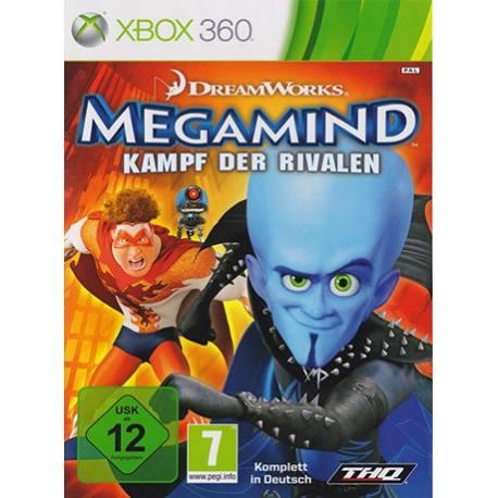 Megamind Ultimate Showdown بازی Xbox 360