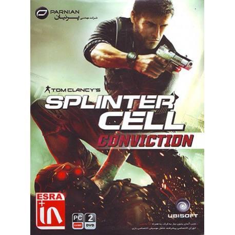 Splinter Cell Conviction بازی کامپیوتر