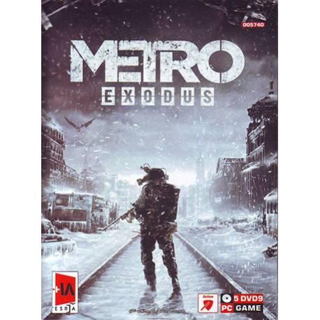 Metro Exodus بازی کامپیوتر