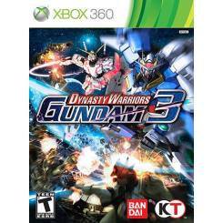Dynasty Warriors Gundam 3 بازی Xbox 360
