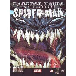 کتاب کمیک Darkest Hours The Superior Spider-Man شماره 24