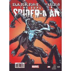 کتاب کمیک Darkest Hours The Superior Spider-Man شماره 25