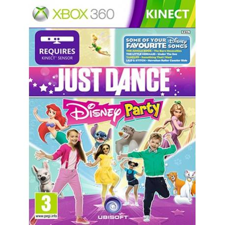بازی Just Dance Disney Party برای کینکت