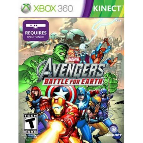 بازی Marvel Avengers Battle for Earth برای کینکت