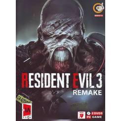 Resident Evil 3 Remake بازی PC
