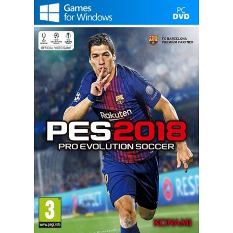 بازی PES 2018 برای PC