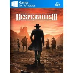 Desperados III بازی کامپیوتر