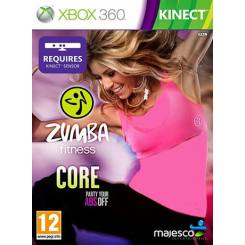 بازی Zumba Fitness Core برای کینکت