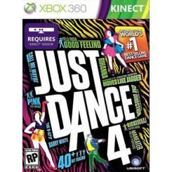 بازی Just Dance 4 برای کینکت