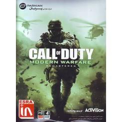 Call of Duty Modern Warfare Remastered بازی کامپیوتر