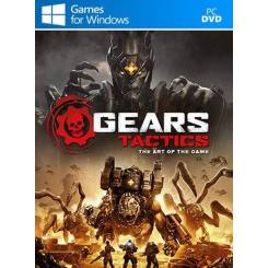 Gears Tactics بازی کامپیوتر