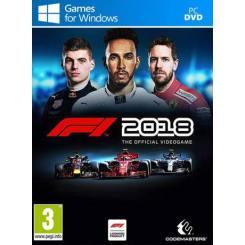 F1 2018 بازی کامپیوتر