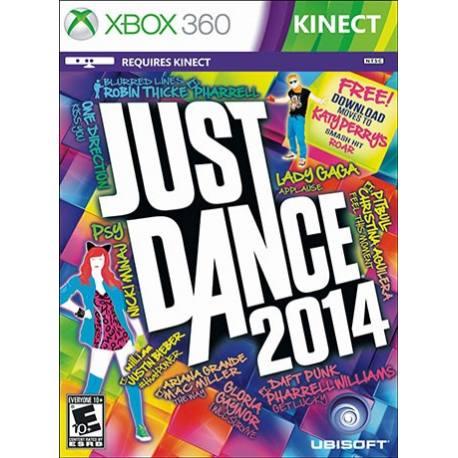 بازی Just Dance 2014 برای کینکت