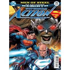 کمیک بوک سوپر من Man of Steel شماره 969