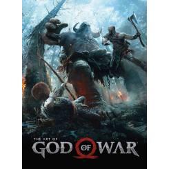 آرت بوک God of War