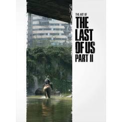 آرت بوک 2 Last of Us با عنوان The Art of the Last of Us Part ll
