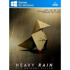 Heavy Rain بازی کامپیوتر