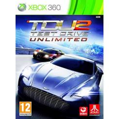 Test Drive Unlimited 2 بازی Xbox 360