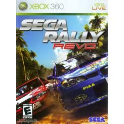 SEGA Rally Revo بازی Xbox 360