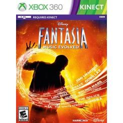 بازی Fantasia: Music Evolved برای کینکت
