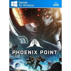Phoenix Point: Blood and Titanium بازی کامپیوتر