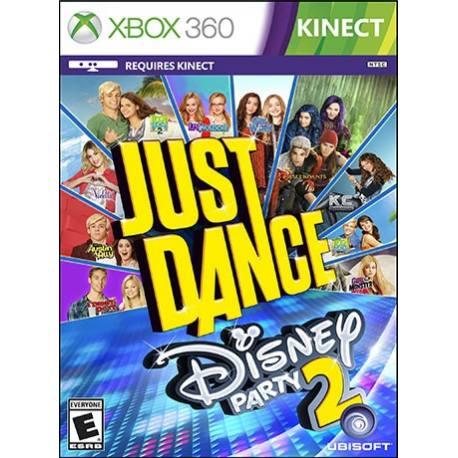 بازی Just Dance Disney Party 2 برای کینکت