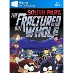 South Park: The Fractured but Whole بازی کامپیوتر