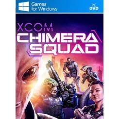 XCOM Chimera Squad بازی کامپیوتر