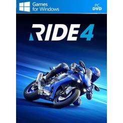 RIDE 4 بازی کامپیوتر
