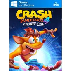 Crash Bandicoot 4: It's About Time بازی کامپیوتر
