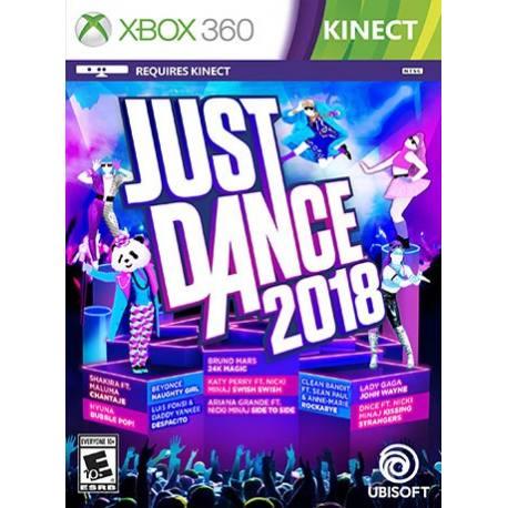 بازی Just Dance 2018 برای کینکت