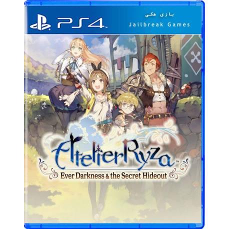 Atelier Ryza Ever Darkness and TSH برای Ps4 جیلبریک