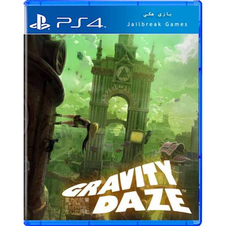 Gravity Rush Remastered برای Ps4 جیلبریک
