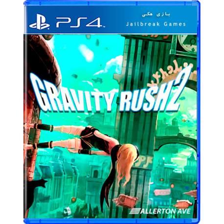 Gravity Rush 2 برای Ps4 جیلبریک