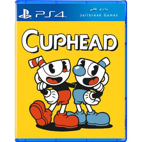 Cuphead برای Ps4 جیلبریک