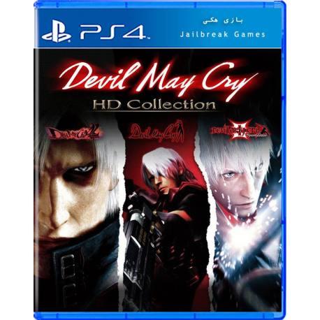 Devil May Cry HD Collection برای Ps4 جیلبریک