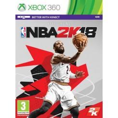 بازی NBA 2K18 برای Xbox360